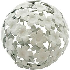 Esfera blanca flowers