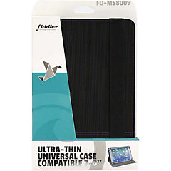Carcasa textura universal 7-8 negro