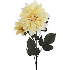 Dahlia Spray 84 cm amarillo