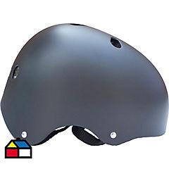 Casco onwheels negro talla L