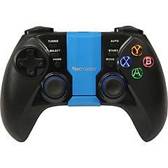 Joystick bluetooth para smartphone azul