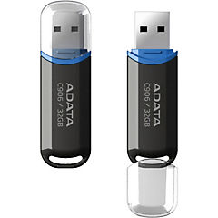 Pendrive 32gb negro USB 2.0
