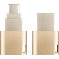Pendrive USB type-c 32gb dorado