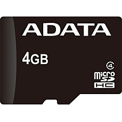 Memoria micro sd 4gb clase 4