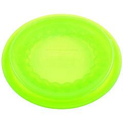 Tapa silicona flexible 10,5 cms. verde