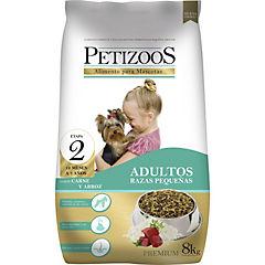 Alimento perro razas pequeñas 8 kilos