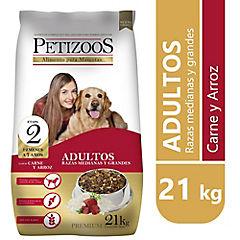 Alimento perro adulto 21 kilos
