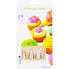 Set decorador de pasteles