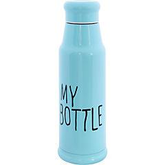 Botella termo colores 7.5x26cm