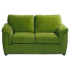 Sofá Omega tela 156x82x92 cm verde