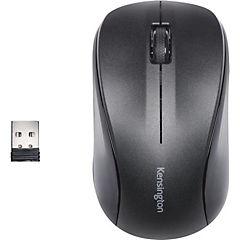 Mouse inalámbrico negro