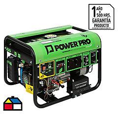 Generador a gas 2,8 KVA