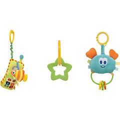 Set de juguetes carita 3 piezas