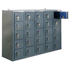 Lockers guarda celulares moneda