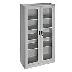 Estante Storage 1 puerta de vidrio