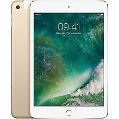 iPad mini 4 Wi-Fi + Celular de 128 GB dorado