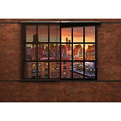 Fotomural Ladrillo Brooklyn 368x254 cm
