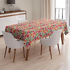 Mantel Linette Nature 152x220 cm