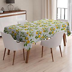 Mantel Linette Limones 152x220 cm