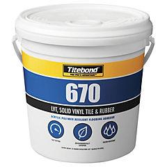 Adhesivo vinilico tb670 1galon