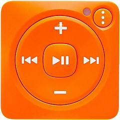 Reproductor Spotify naranja
