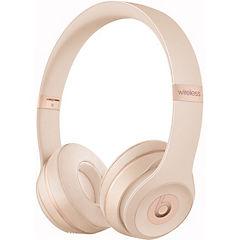 Audífonos On-Ear bluetooth oro mate