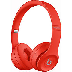 Audífonos On-Ear bluetooth rojo
