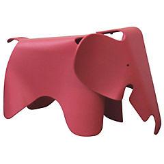 Eames elephant rojo