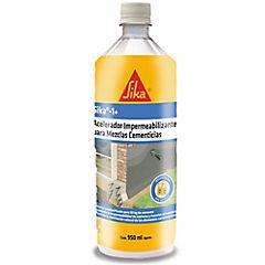Aditivo impermeabilizante botella 950 ml