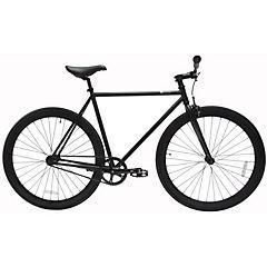 Bicicleta urbana 28 negro matte S