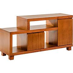 Rack TV 135x40x70 cm madera Miel