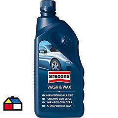 Shampoo + cera autosecante 1 l