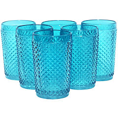 Set 6 Vaso Largo Calipso