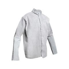 Chaqueta para soldar talla XL gris