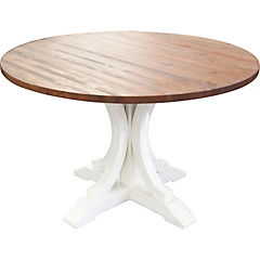 Mesa redonda café 120 cm