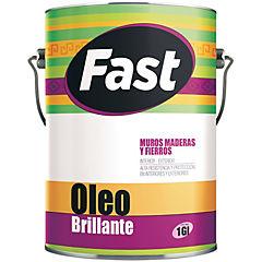 Oleo brillante fast marfil 1 gl