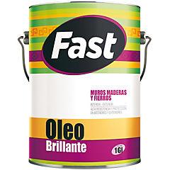 Oleo brillante fast amarillo 1 gl