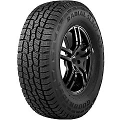 Neumático 215/80 R16