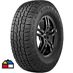 Neumático 255/70 R16