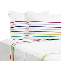 Juego de sábanas 180 hilos multicolor king