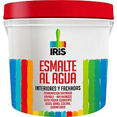 Esmalte al agua rojo italiano 1 gl