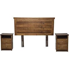 Set de maderas king