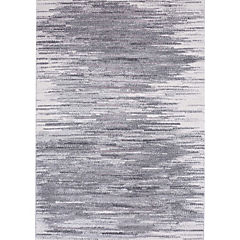 Alfombra Joint Rayas Gris 160X230 cm