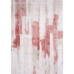 Alfombra Jagger Rayas Rojo 140x200 cm