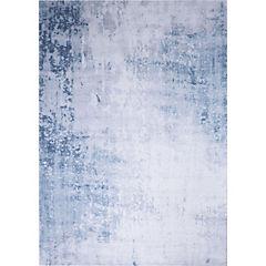 Alfombra Jagger Diseño Azul 140x200 cm