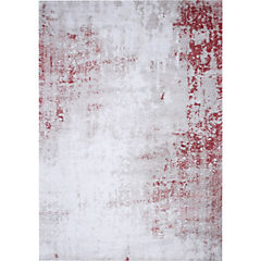 Alfombra Jagger Diseño Roja 140x200 cm
