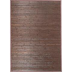 Alfombra Bambú Chocolate 160X230 cm