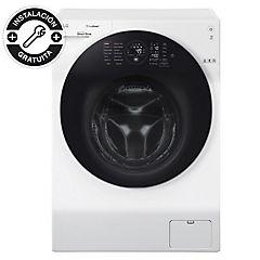 Lavadora secadora carga frontal 11/7 kg blanca