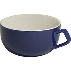 Mug gris 13x10,2x5 cm