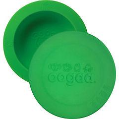 Bowl de silicona con tapa verde